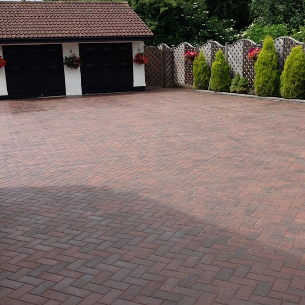 Block paving sealing